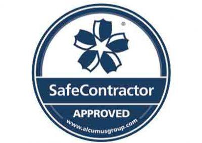 Safe Contractor link to website